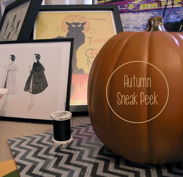 Autumn Project Sneak Peek