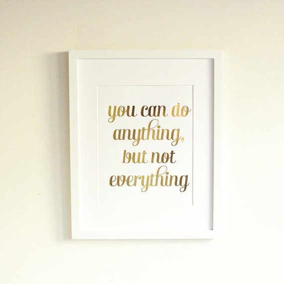 Anything Not Everything - Charm & Gumption