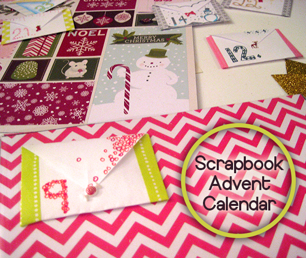Scrapbook-Advent-Calendar