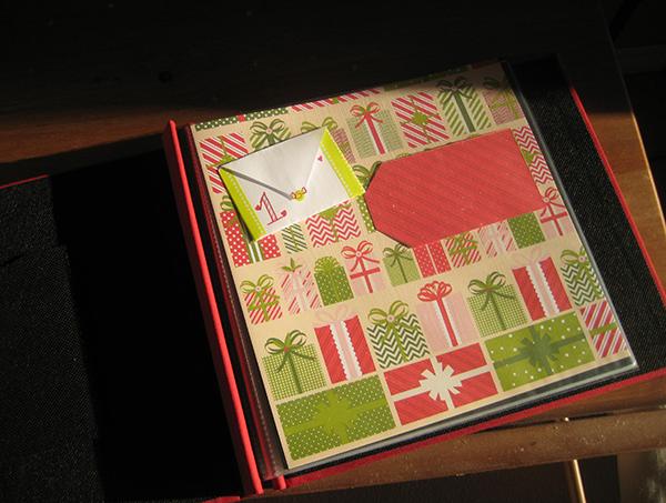 Scrapbook-Calendar