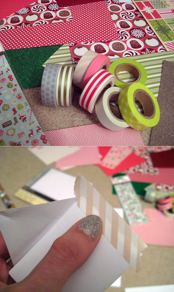 Washi-and-Envelopes