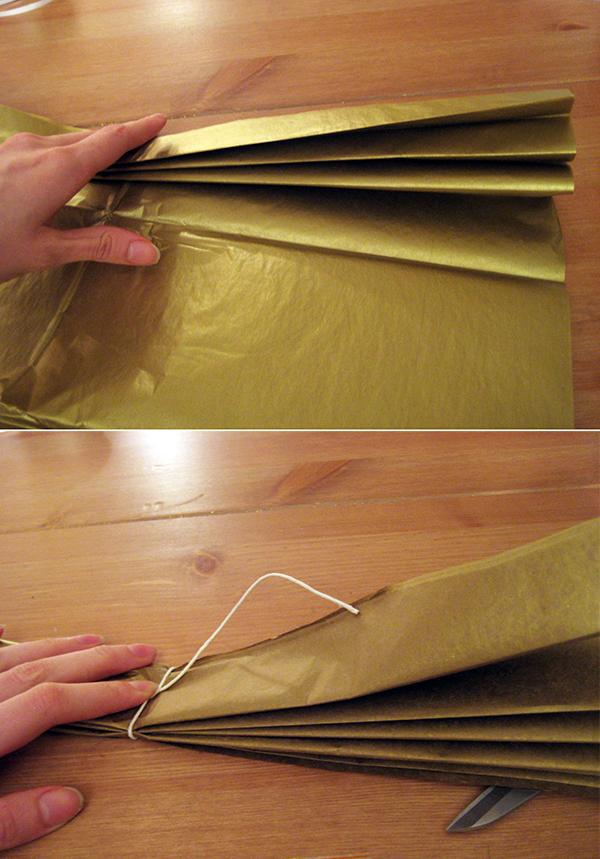 fold-tie