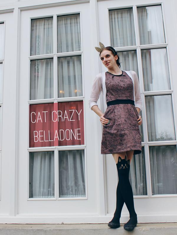 Catcrazybelladone