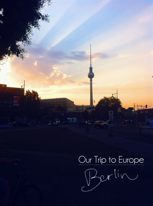 Our Guide to Berlin // Boots & Cats