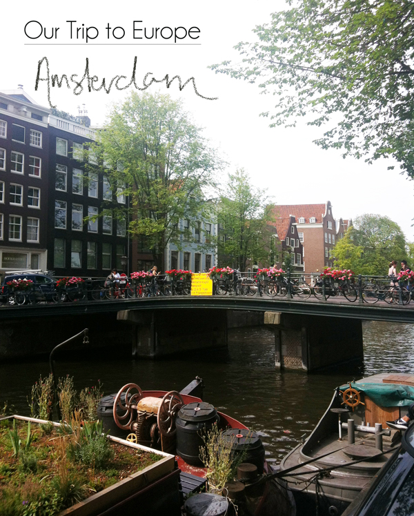 Our Trip to Amsterdam // Boots & Cats